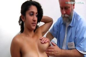 sexy daughter homemade oral job