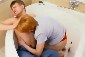 son caught masterbating by mamma