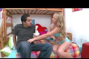 delinquent legal age teenager fucks her bf in her