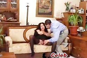 bored housewife punished with cock