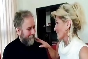 breasty old mamma prepare for avid sex with old