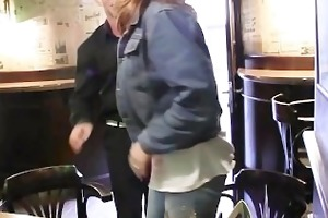 drunk mommy acquires her snatch drilled
