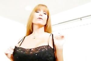 busty milf undress