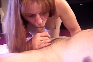 lucky guy has two steamy young women engulfing