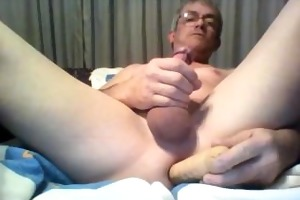 dad fake penis time 2