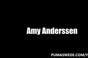 big titted puma swede and amy anderssens st video!