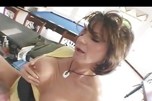 deauxma copulates the plumber