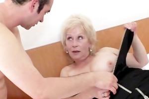 lustful aged vubado pair sex