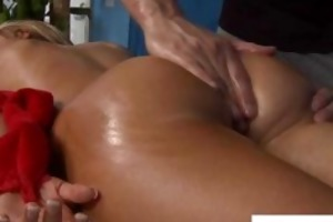 charming 18 year old brunettte gets drilled hard
