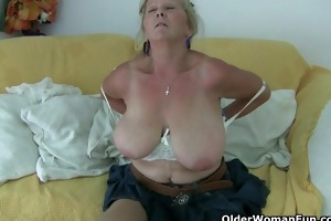 large titted grandma isabel collection