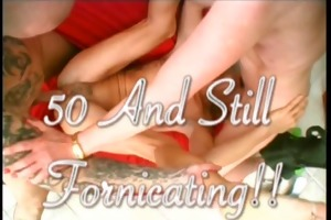 (bd) 50 and fornicating