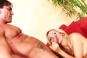 busty milf jammed with a thick cock big schlong