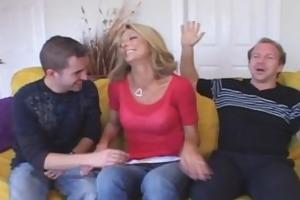 adventurous couple wants youthful stud to please