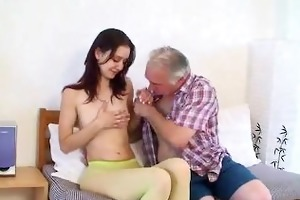 old chap seducing young angel