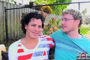 casey juvenile introduces us to his dj boyfriend