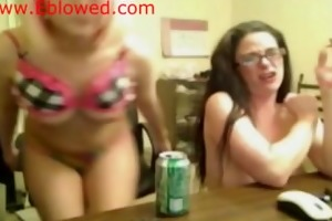 mom & daughter - camshow