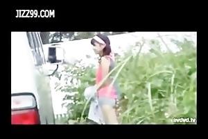 cute teen undressed sex outdoor