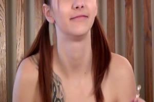 18yo st timer anal double penetration double