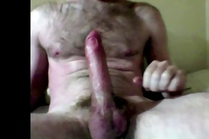 dad webcam massive dick lengthy large ramrod cum