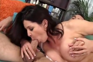 mature curvy in nylons seduces her stepson