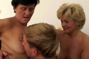 juvenile boy receives real thorough sex education
