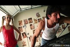skinny young blonde chastity lynn copulates her