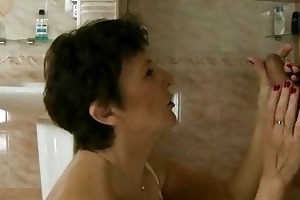 hot granny fucking with youthful chap
