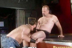 gay bear ass licking bareback hardore
