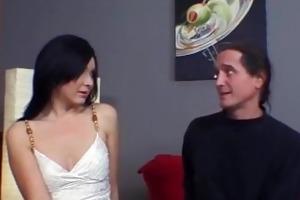 gorgeous velvet licx seduces her younger stepson