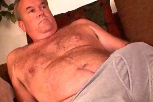 daddy masturbating ii