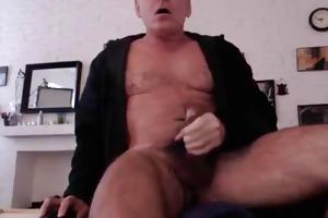 daddy on web camera 01