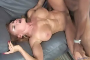 your mother goes for a large black cock 3