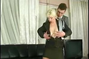 older step mama seduces