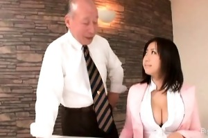 smokin hot asian babe with gigantic part2