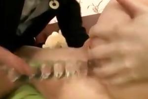 lovely juvenile hot girl gets boned