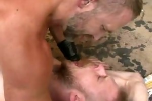 dirk caber bonks with a blonde chap in a