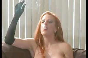 redhead mother i