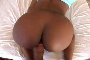 ayana big arse double penetration