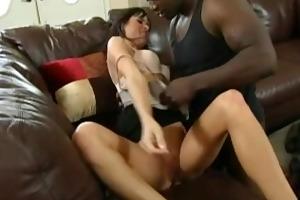 milf loves fat black dick