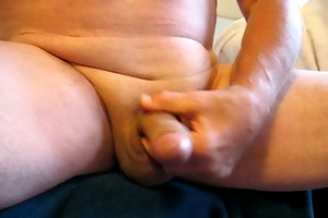 65 yrold grandpa #17 older penis close closeup