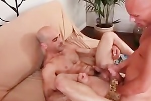 hot bf acquires his gazoo fucked on couch part4