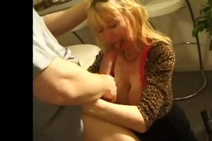 french porn 5 anal aged mom milf and younger dude