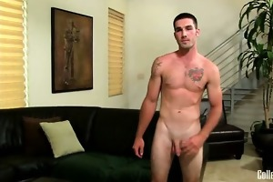 brad campbell is a 19 year old youthful stud with