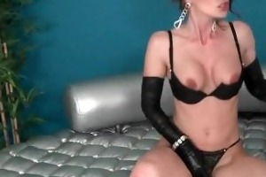 hardcore sex with seductive milf in underware and