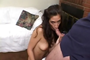 wench receives nailed nicely