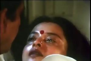 sexy romantic scene of rekha