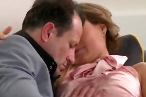older milf gets fucked on date night