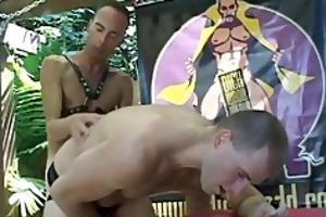 ken receives deep-dicked