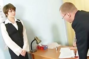 humiliating naked job interview for elegant
