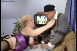 blonde takes euro anal team fuck